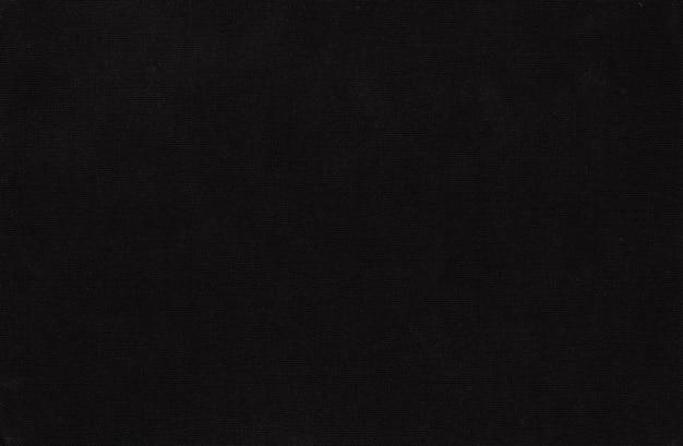 Schwarzer stoff textur hintergrund