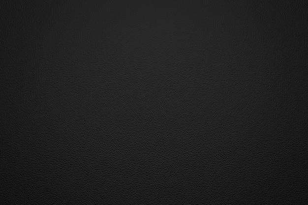 Schwarzer zementtexturhintergrund mit dunkler oberfläche.