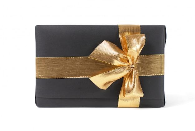 Schwarzes geschenk