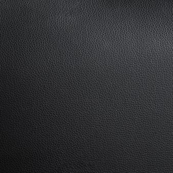 Schwarzes leder textur, textur hintergrund, leder textur, schwarze textur, stoff textur