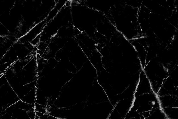 Schwarzes natürliches marmormuster für hintergrund, abstraktes natürliches marmorschwarzweiss für design.