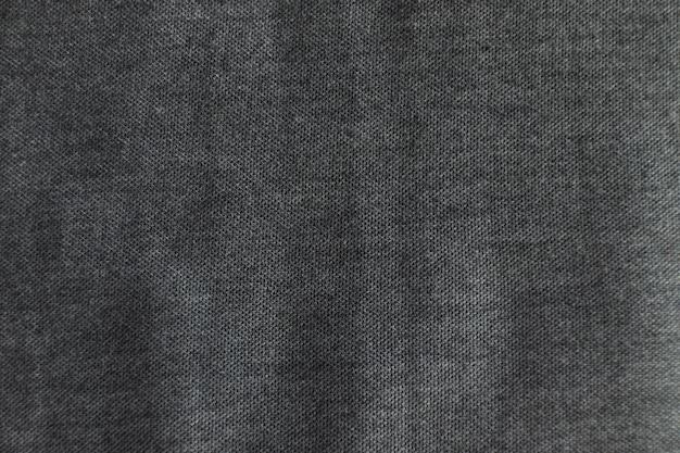 Schwarzes stoffbeschaffenheitsoberflächendesign
