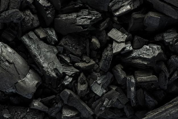 Schwarzkohle mineral hintergrund
