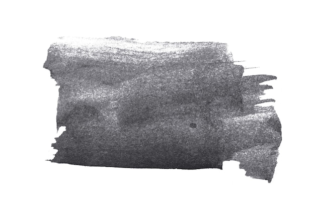 Schwarzweiss-aquarellstrich, strukturierter hintergrund