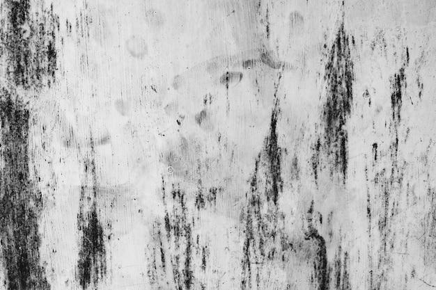 Schwarzweiss-staub und verkratzte strukturierte hintergründe mit platz.