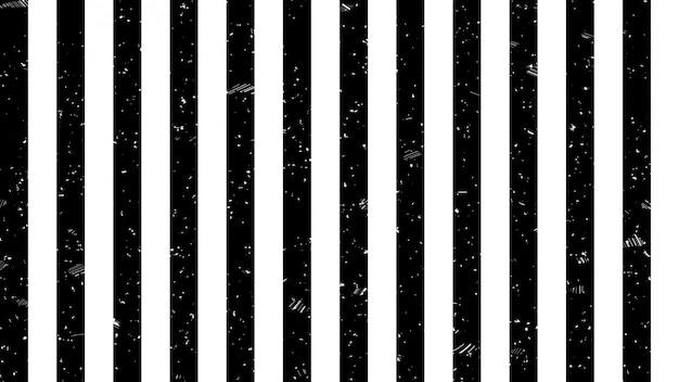 Schwarzweiss-streifenlinie warnzeichenmuster