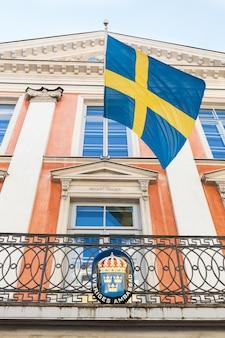 Schwedische botschaft in tallinn