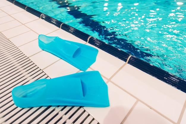 Schwimmbad spaß