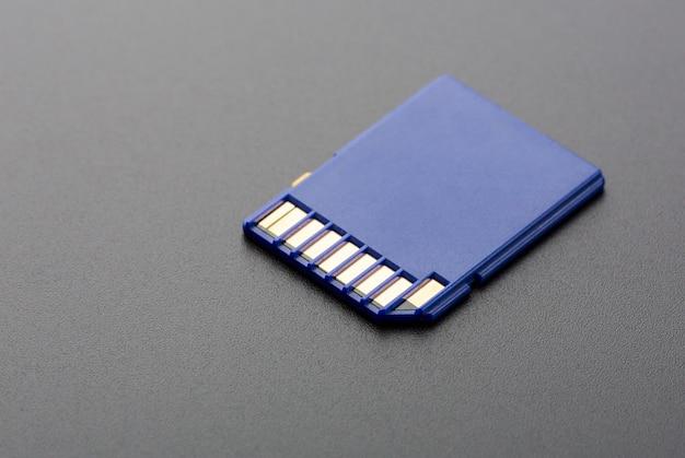 Sd-speicherkarte für kamera oder computer
