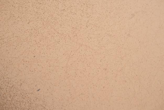 Sedimentoberfläche auf dem wasser