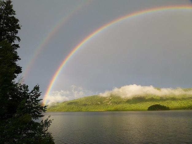 See gewitter canim rainbow doppel