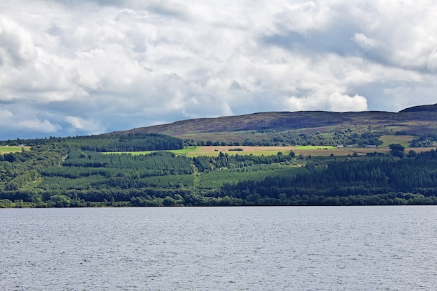 See loch ness in schottland, großbritannien