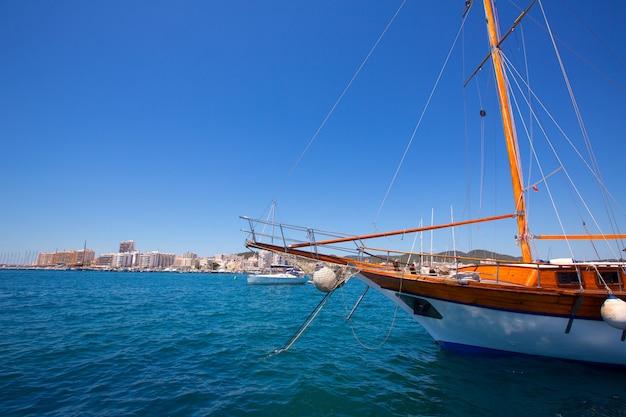 Segelboote ibiza san antonio abad sant antoni de portmany
