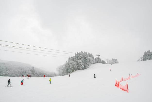 Seil einfrieren landschaft kalt urlaub