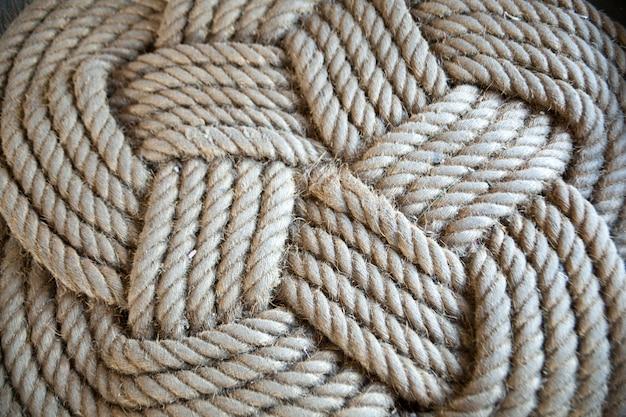 Seilspule.