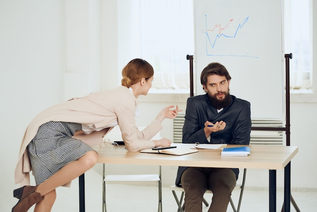 Sekretärin belästigt chef belästigung büroarbeit