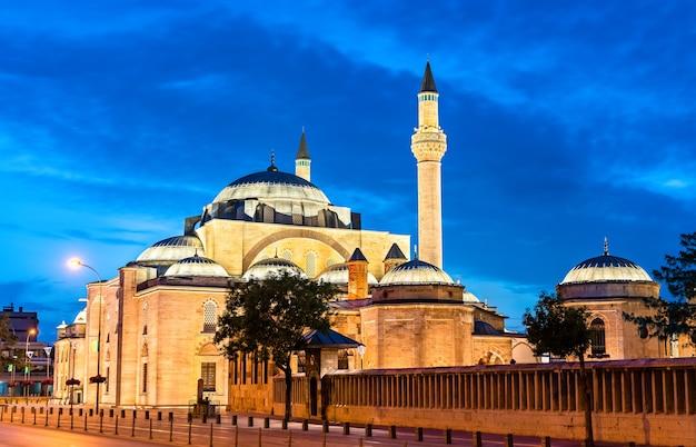 Selimiye-moschee in konya, türkei