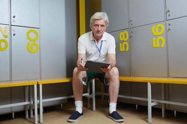 Senior trainer