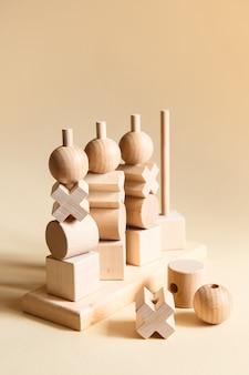 Sequenzierung blockiert die lernressource zum lernen von formen