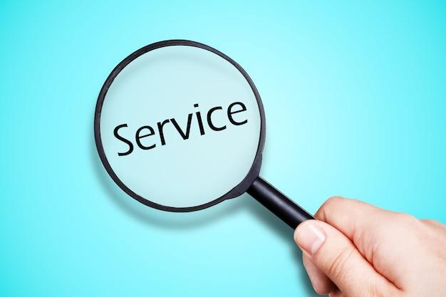 Service-suche