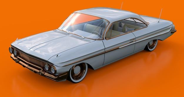 Set altes amerikanisches auto in sehr gutem zustand