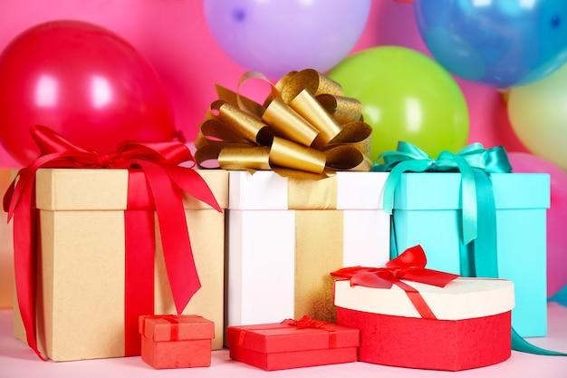 Set geschenkboxen
