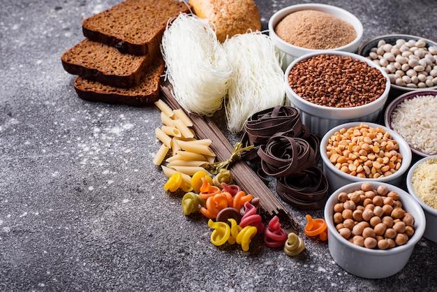 Set glutenfreie produkte
