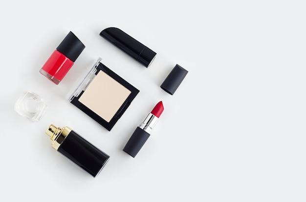 Set luxus make-up produkte