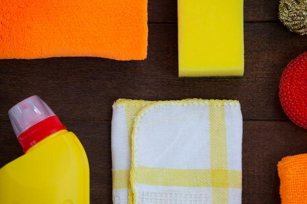 Set reinigungsgeräte