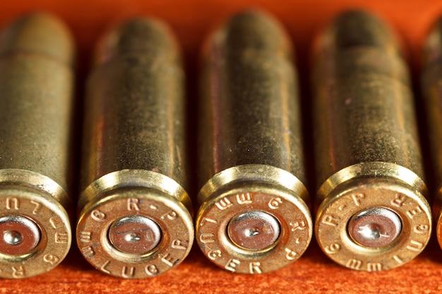 Set von kugeln