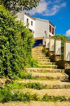 Setenil de las bodegas, andalusisches dorf von cadiz, spanien