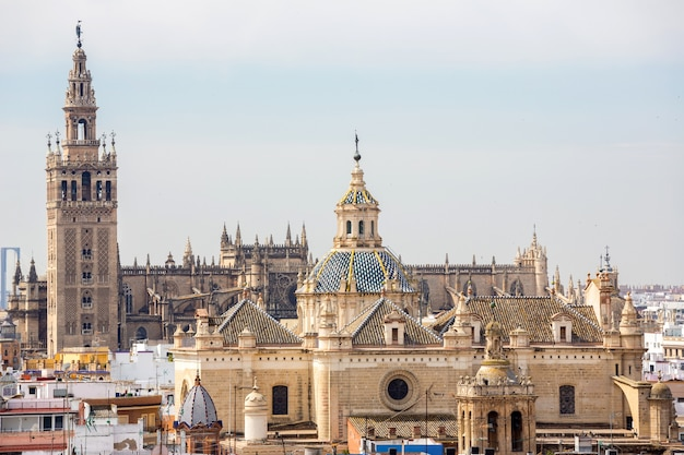 Sevilla kathedrale spanien