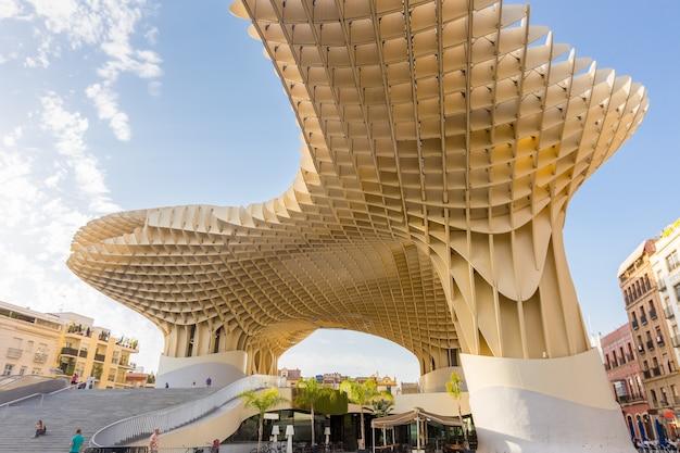 Sevilla-metropole am sommer, spanien