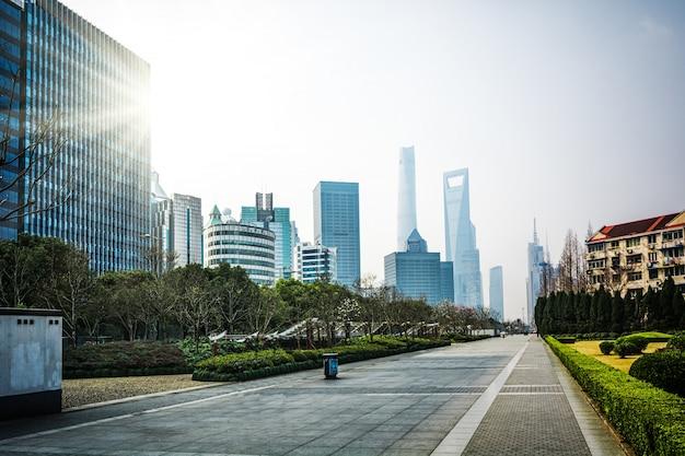 Shanghai gebäude