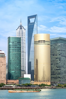 Shanghai wolkenkratzer