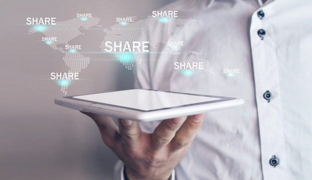 Sharing-konzept