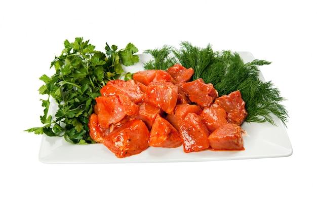 Shashlik shish kebab