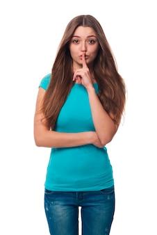 Shh, das ist unser geheimnis