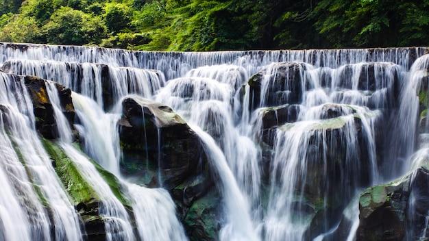 Shifen-wasserfall, alias niagara von taiwan