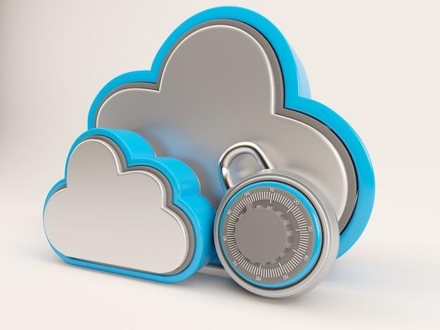 Sichere speicherung in der cloud