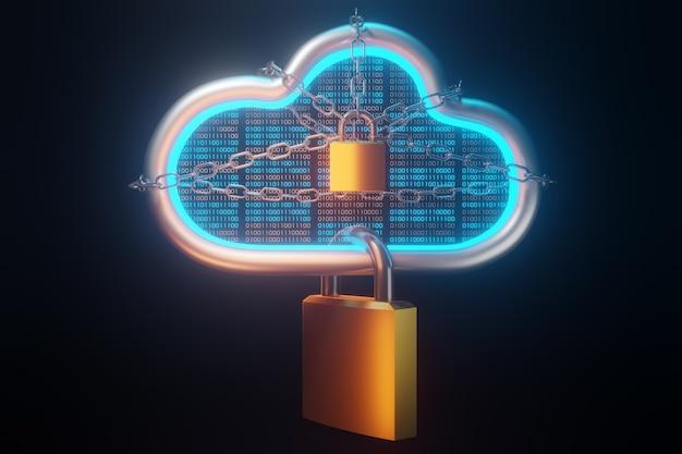 Sicherheits-cloud-technologie
