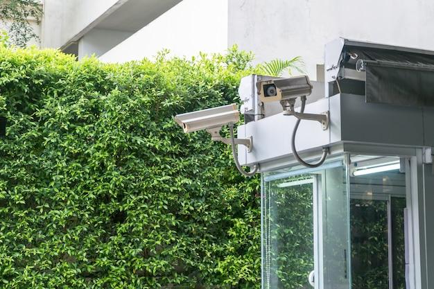 Sicherheitssystem für haus / heim - cctv-kameras mit mautstelle