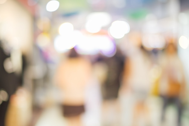 Sightseeing verwischen baum marktplatz anzeige