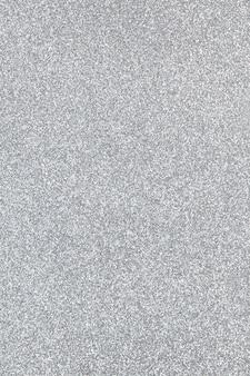 Silberfarbener funkelnder festlicher hintergrund