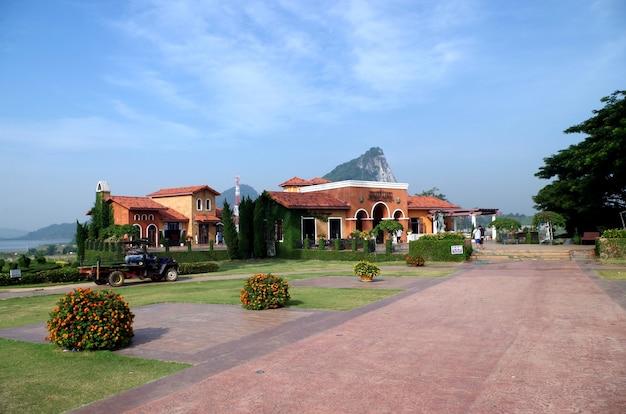 Silberner see thailand