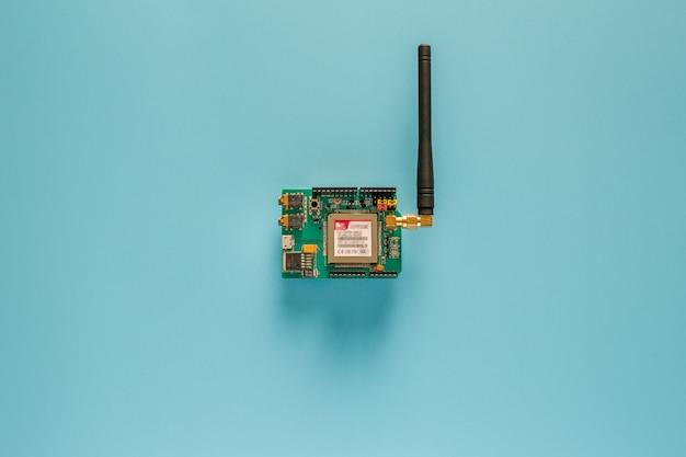 Sim5320e shield bietet. 3g / gsm-mobilfunknetz