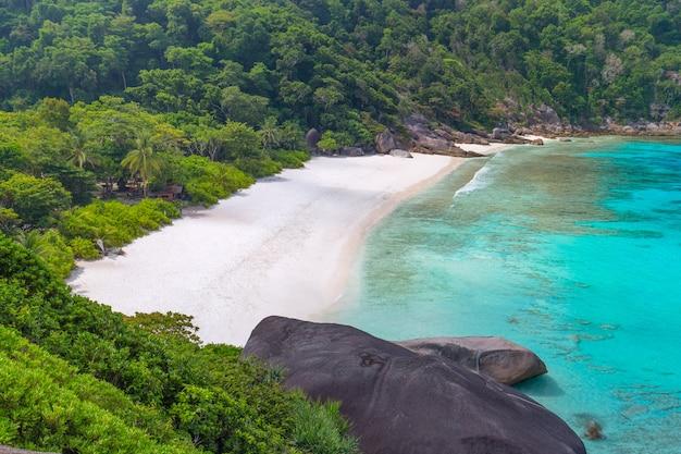 Similan-inseln, marine nationalpark, thailand