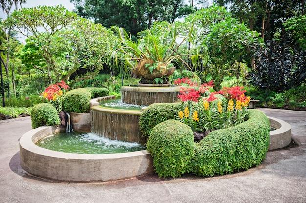 Singapur gärten