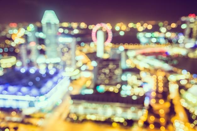 Singapur skyline stadt