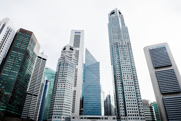 Singapur stadtbild